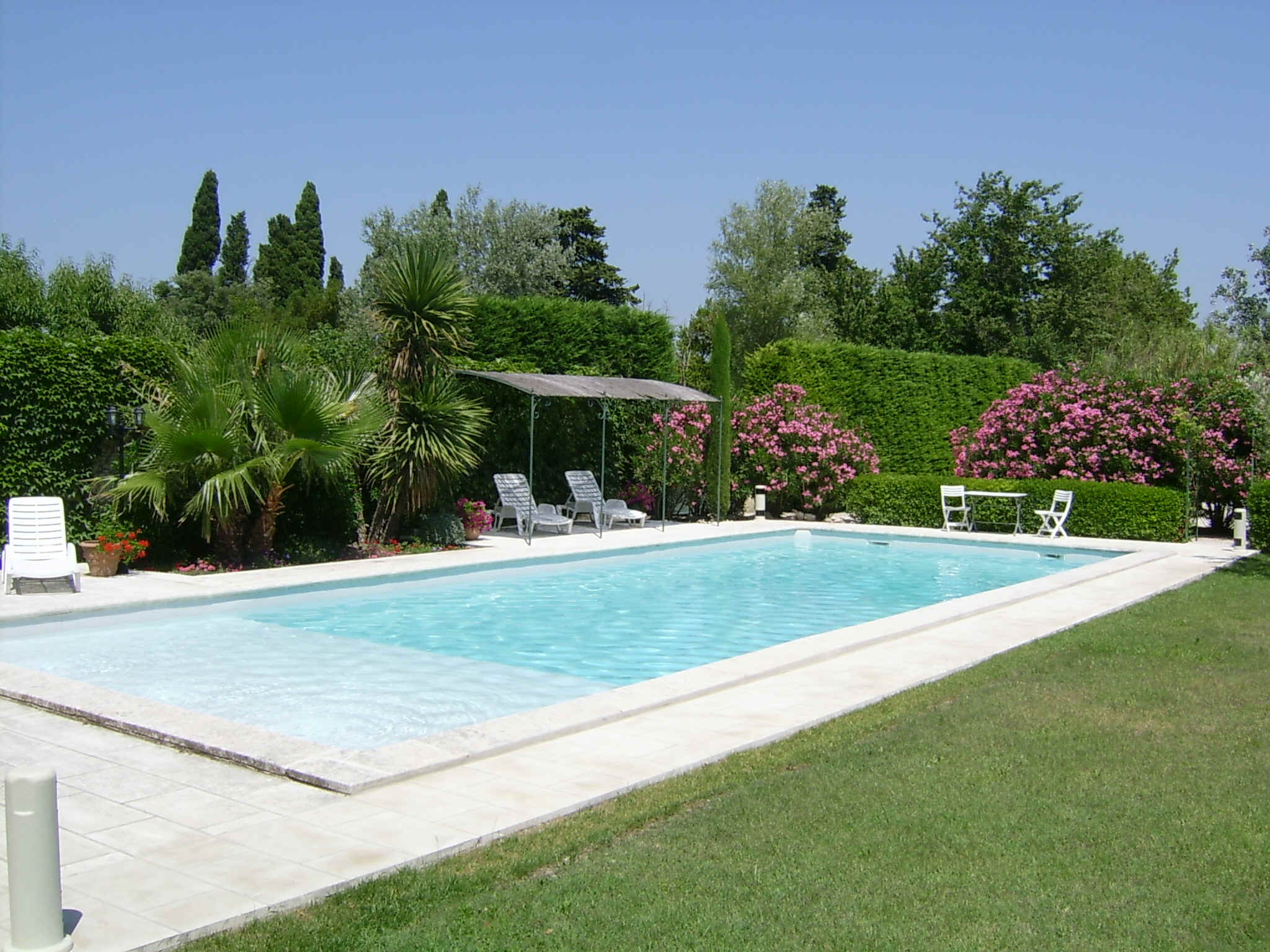 Page d 39 accueil for Provence piscine